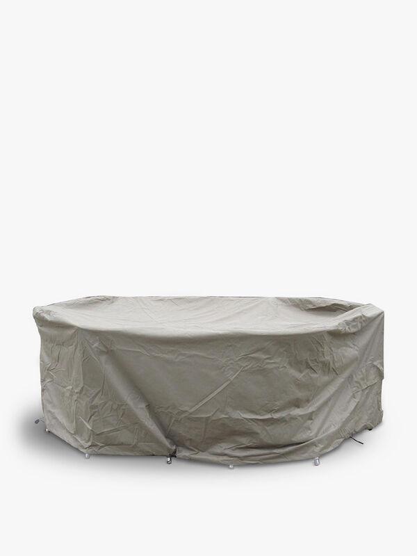 Elliptical Table Set Cover