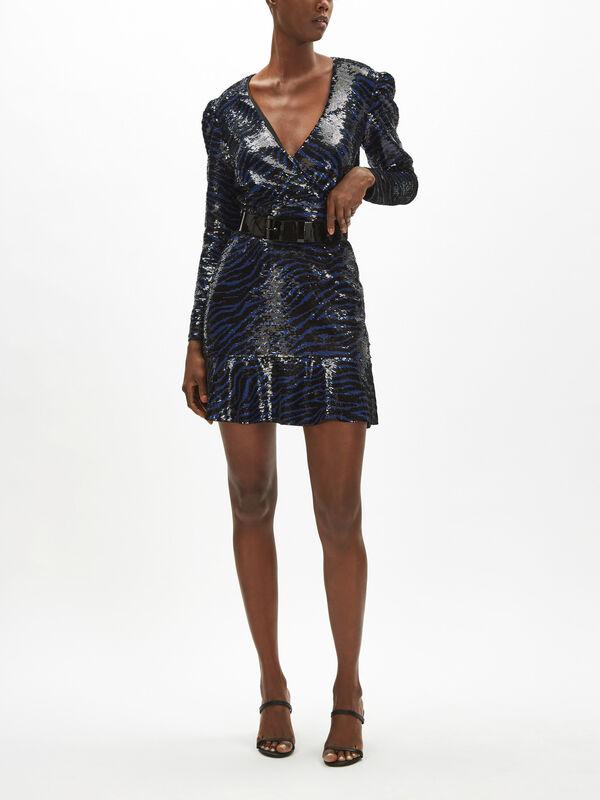 Bengal Sequin Dress