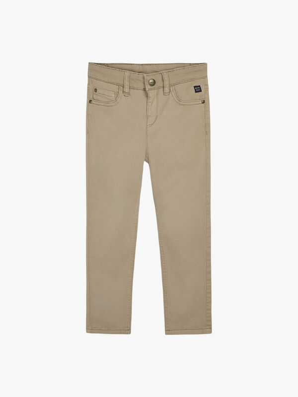 5 Pocket Trouser Regular Fit
