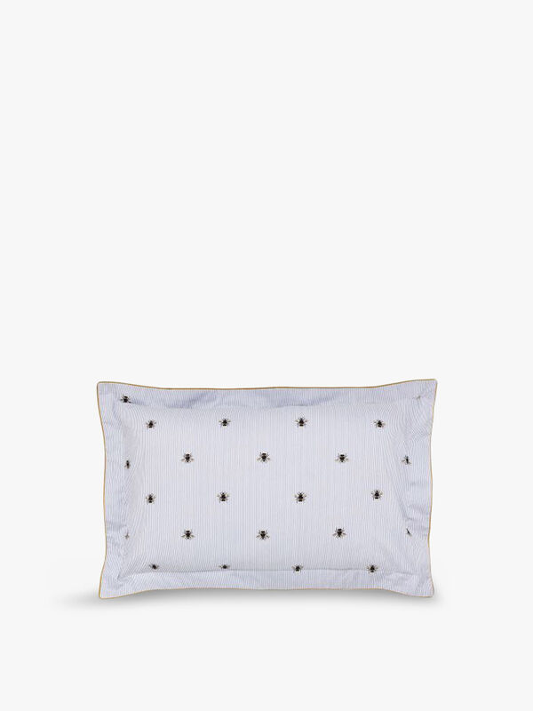 Botanical Bee Oxford Pillowcase