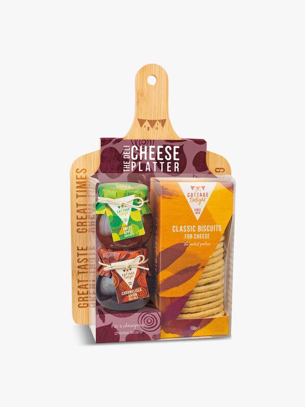 The Deli Cheese Platter 360g