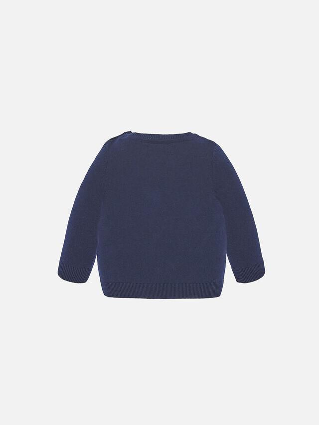 Basic Cotton Sweater