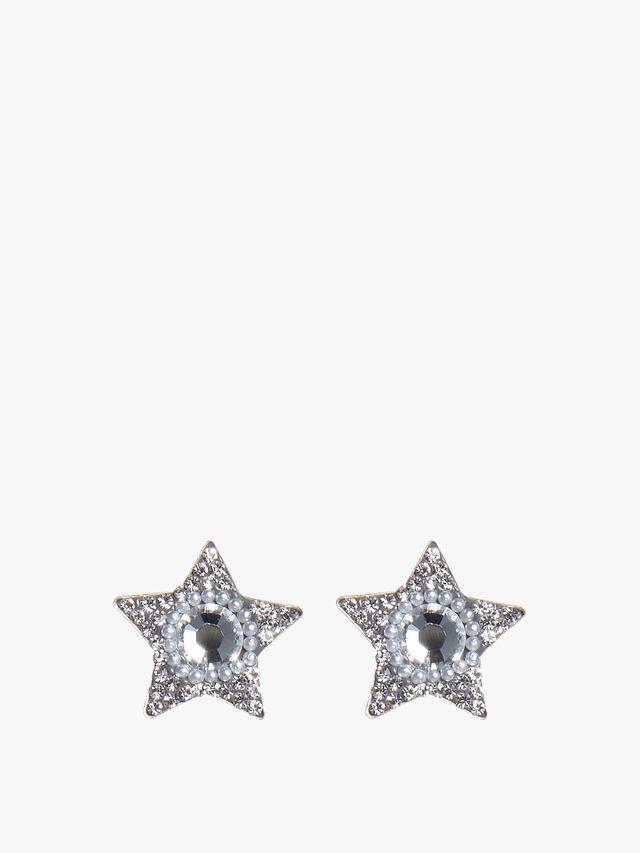 Silver Star Studs