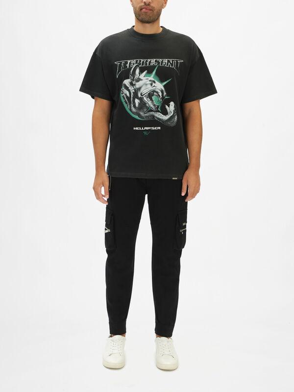 Hellraiser Dog T-Shirt