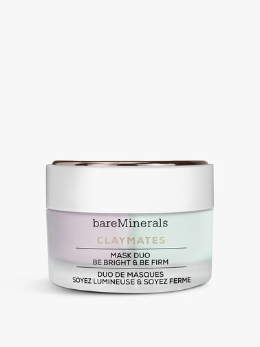 Clay Mates Double Duty Clay Mask Duo Brighten & Firm