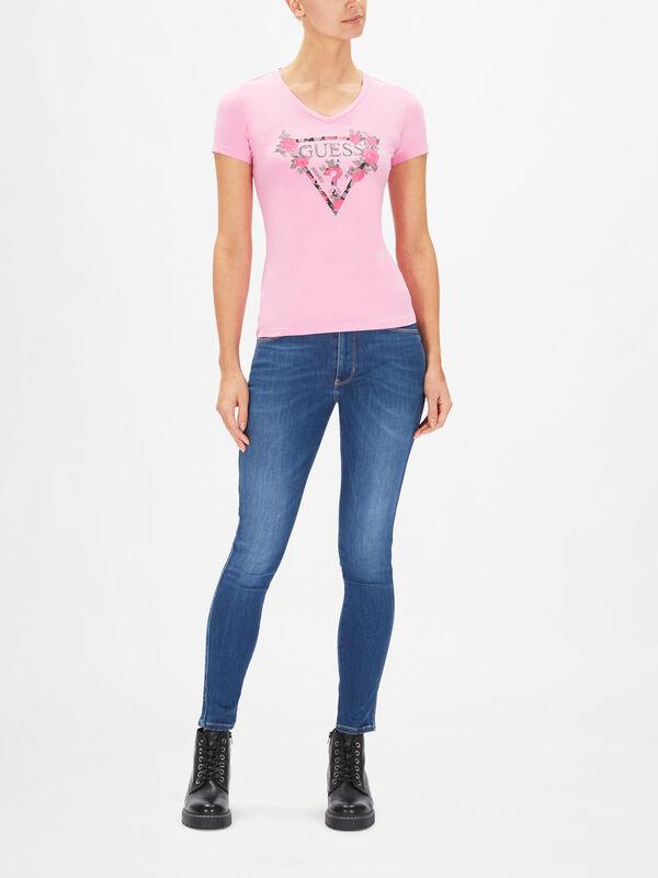 V-Neck Britney T-Shirt