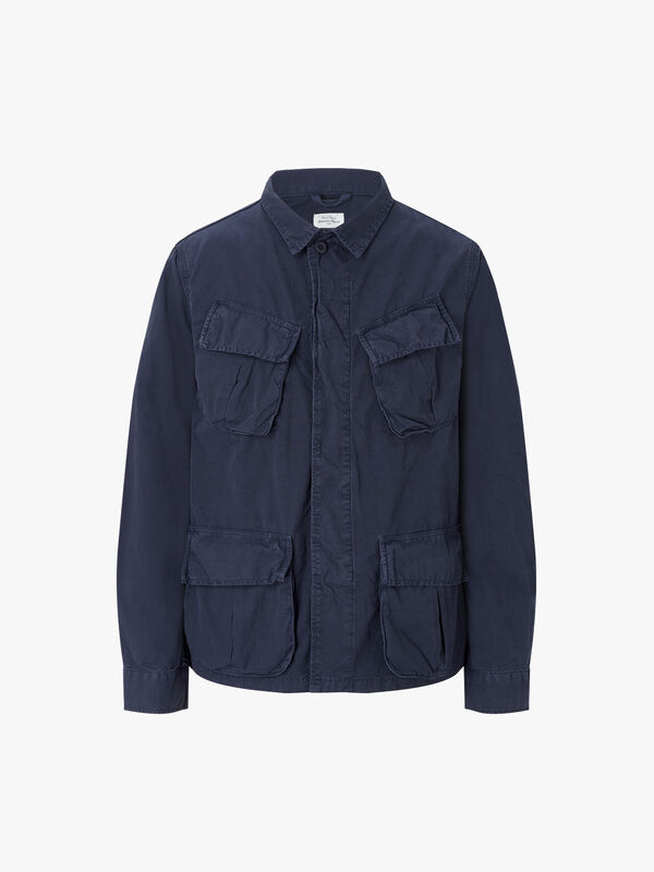 Jump Cotton Field Jacket
