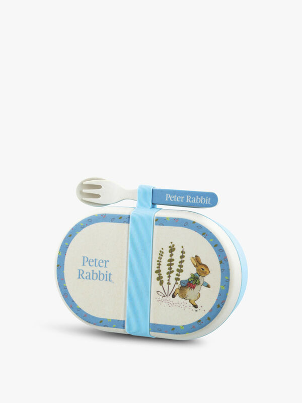 Peter Rabbit Organic Bamboo Snack Box