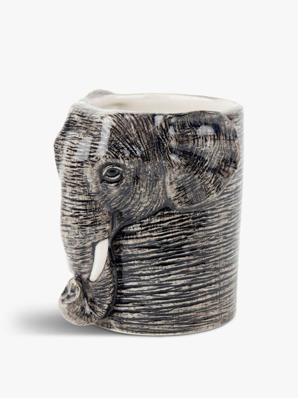 Elephant Pencil Pot