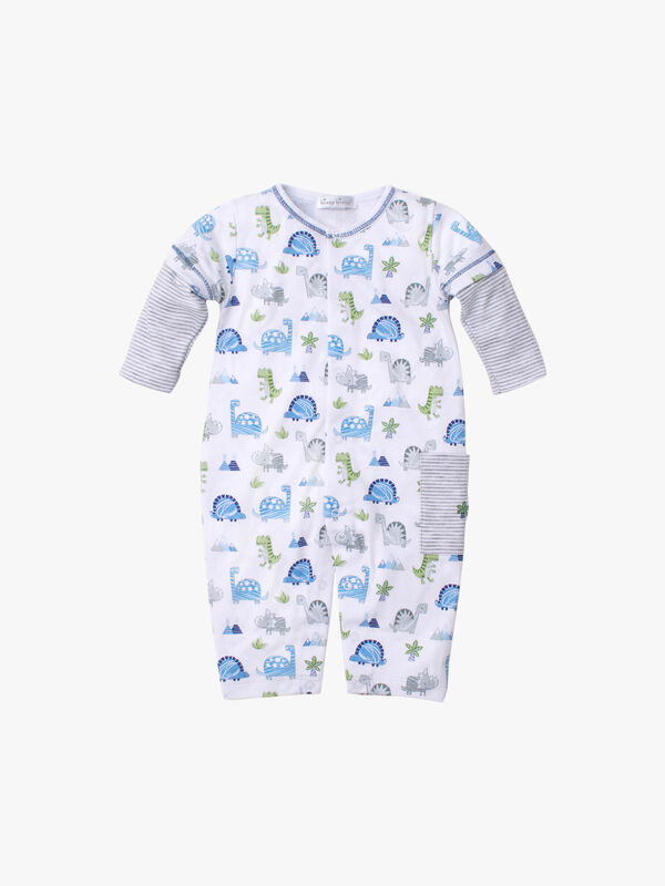 Dino Crew Playsuit Mix