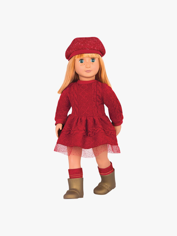Vanessa Eve Doll