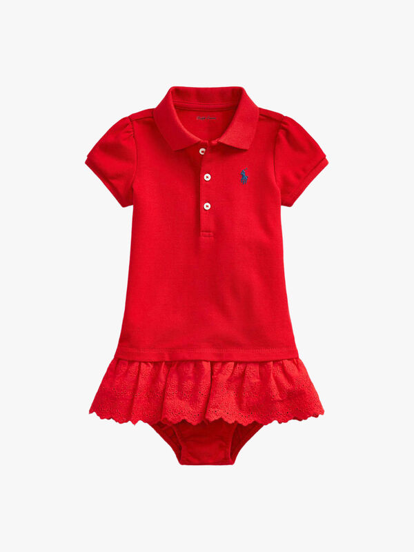 Polo Dress & Bloomer