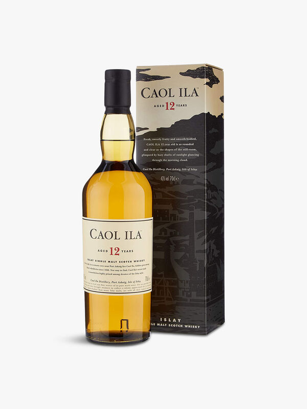 12 Years Old Islay Single Malt Scotch Whisky 70cl
