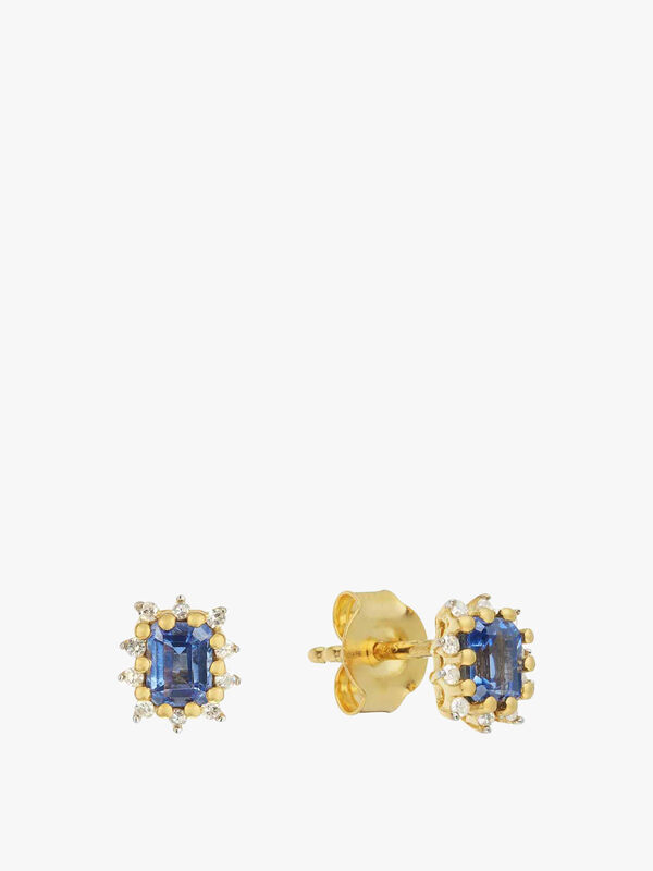 Vintage Duchess Stud Earrings