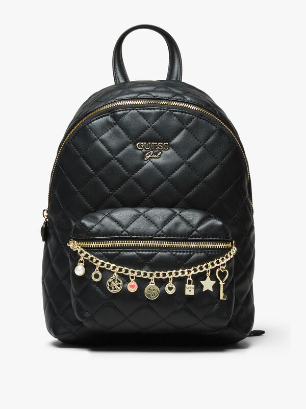 Stacie Small Rucksack With Charms