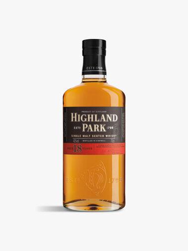 Highland Park 18yr Single Malt Whisky 70cl