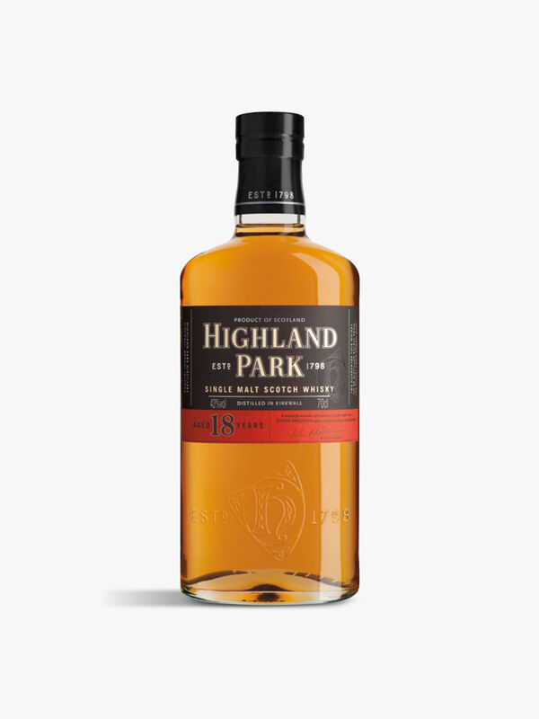 Highland Park 18yr Single Malt Whisky 70cl