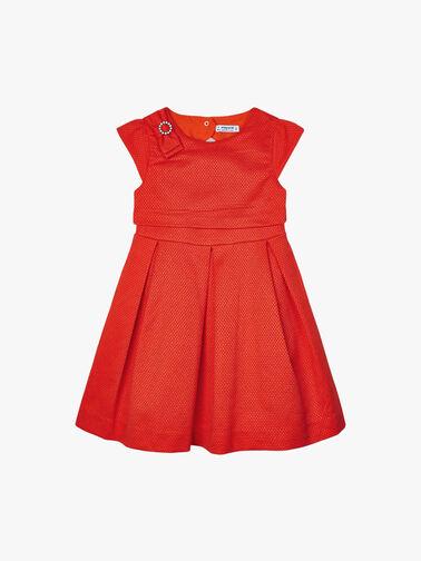 Waisted-Cap-Sleeve-Dress-3930-ss21-Tomato-95