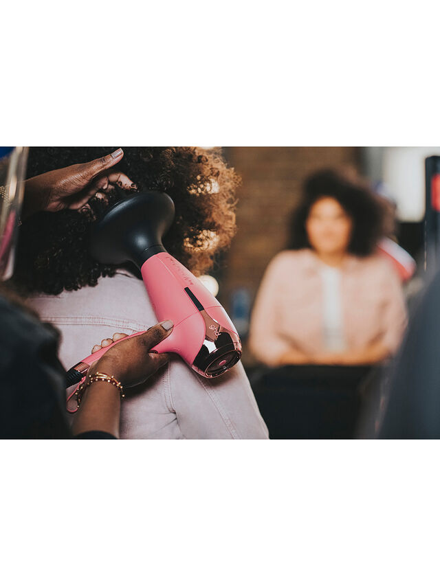 GHD Helios Limited Edition Pink Collection