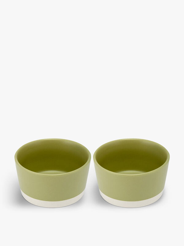 Eat Well Olive Dish Set of 2