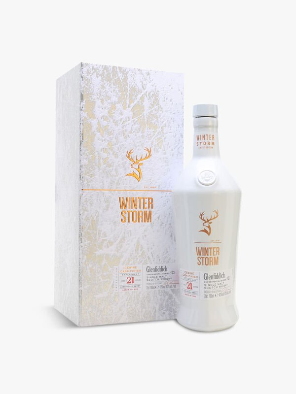 Winter Storm Single Malt Scotch Whisky 70cl