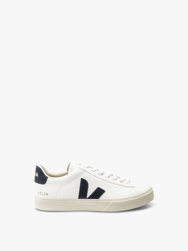 VEJA Campo Leather Trainers