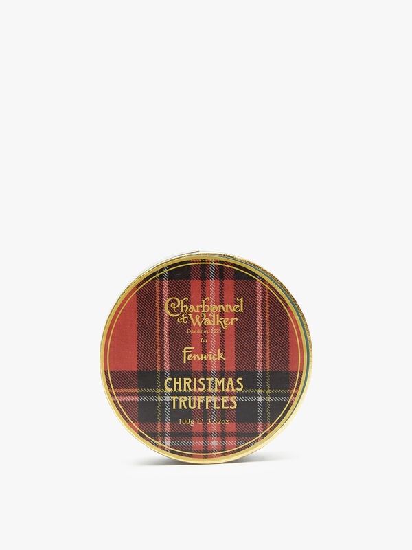 Fenwick Exclusives Christmas Truffles 100g