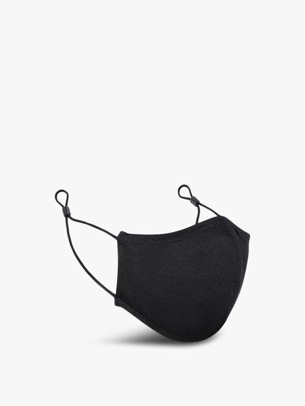 Ony Face Mask Black