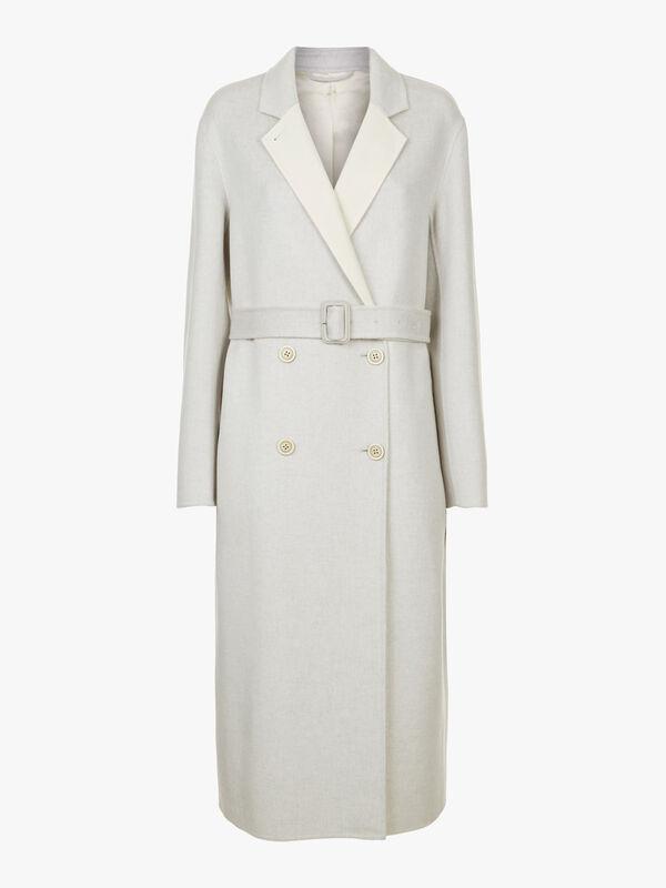 Gombe Brushed Double Coat