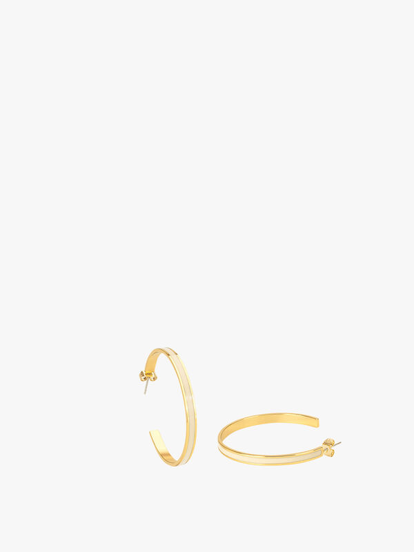 Bangle Hoop Earring