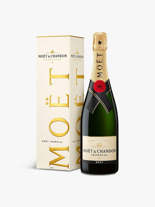 Moët & Chandon Impérial Brut NV Gift Box 75 cl
