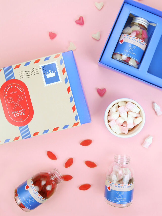 Sent with Love Sweet Gift Box