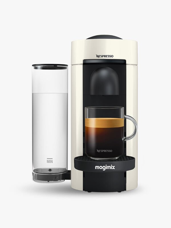 Vertuo Plus Coffee Machine By Magimix