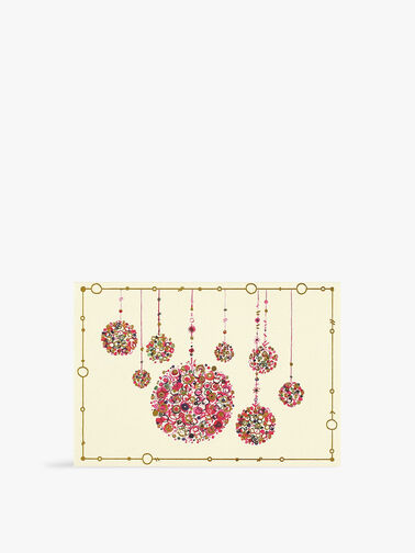 Multi Ornaments Boxed Cards