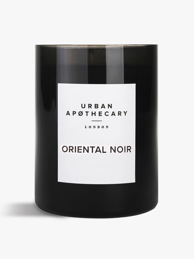 Oriental Noir Luxury Candle