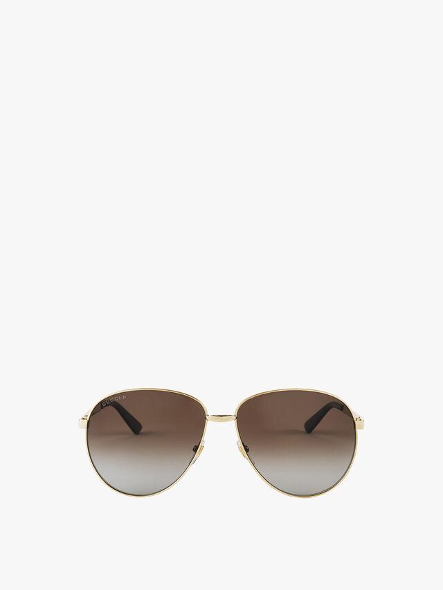 Pilot Metal Sunglasses