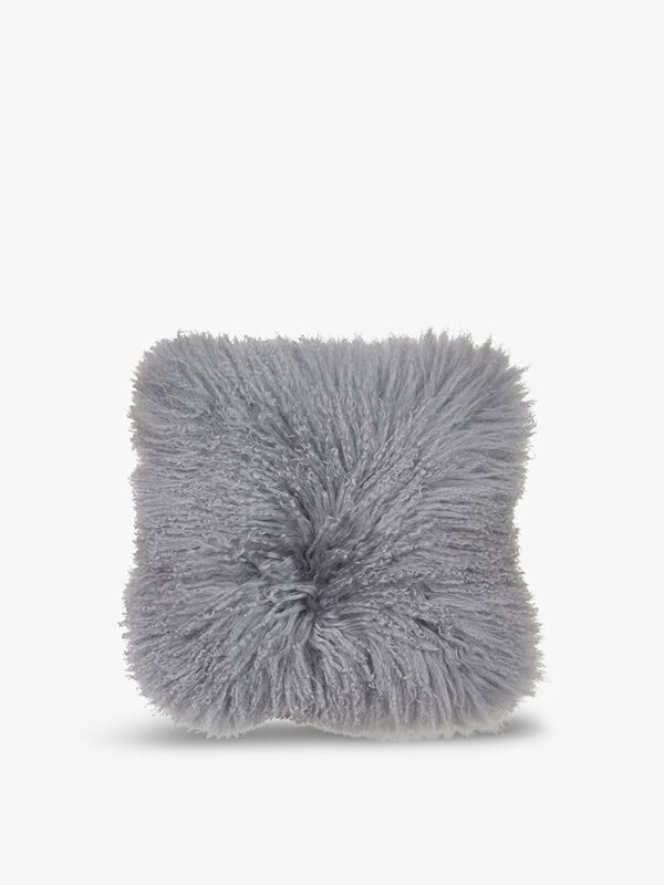 Soft Lambswool Cushion Cover