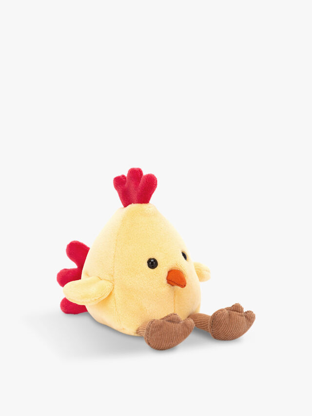 Amuseable Yellow Chick