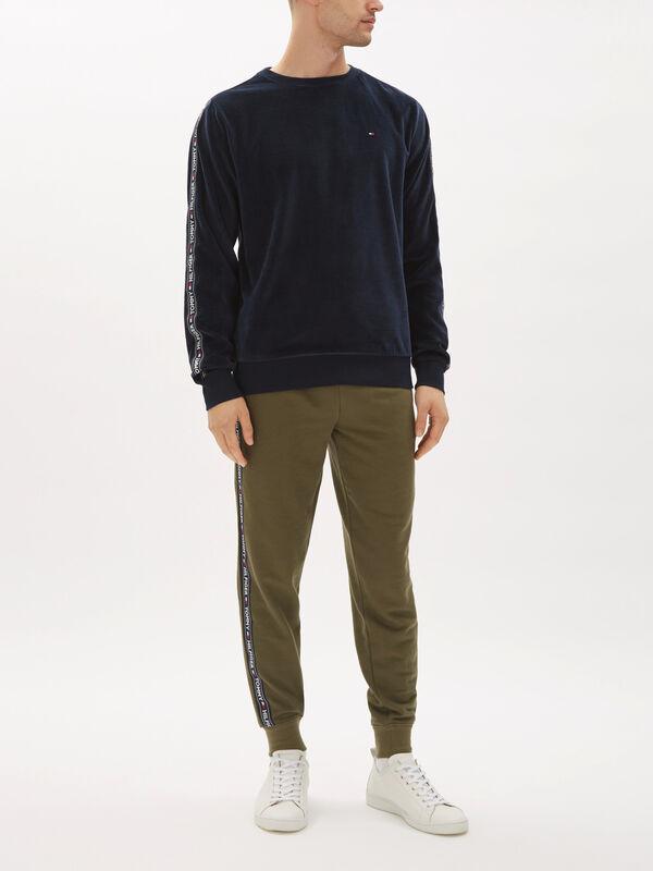Velour Taping 1657 Sweatshirt