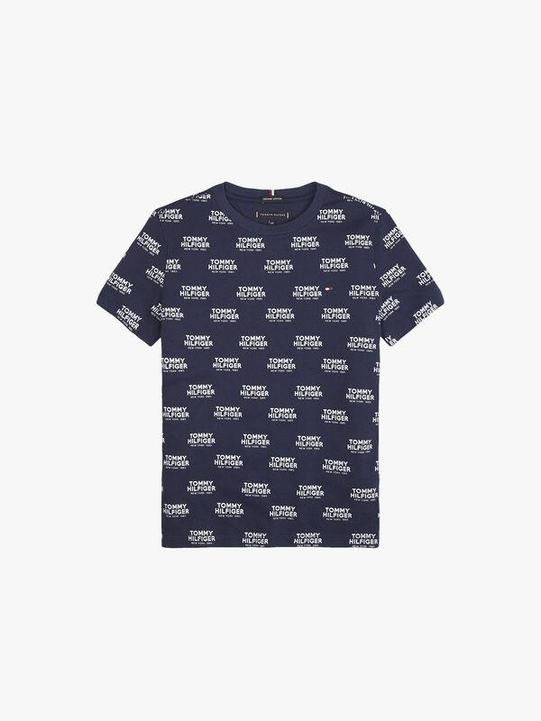 1985 Print Logo T-Shirt