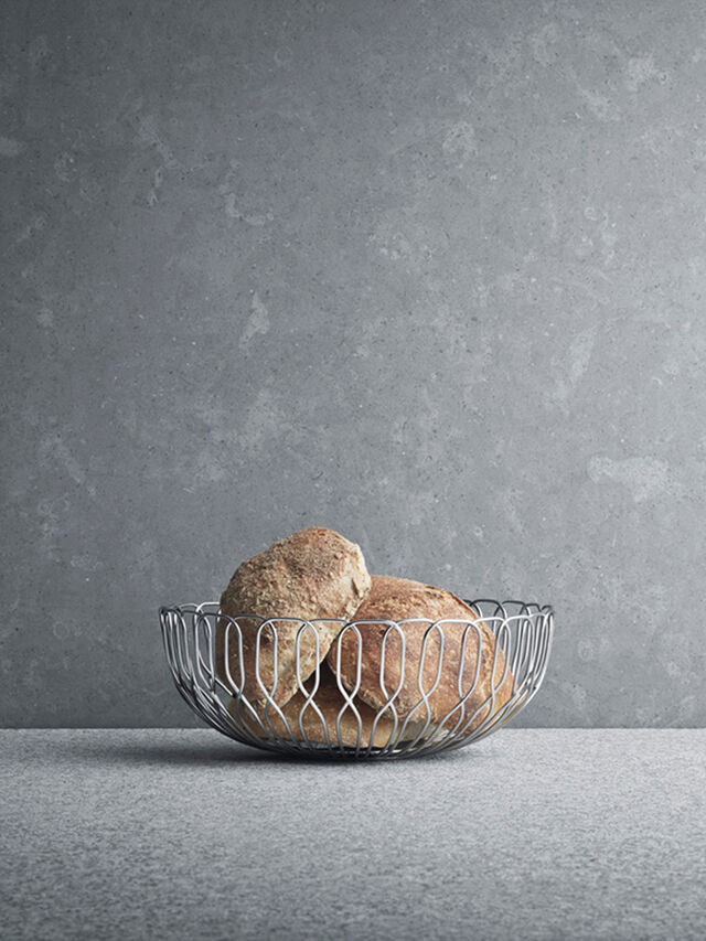 Alf Small Breadbasket