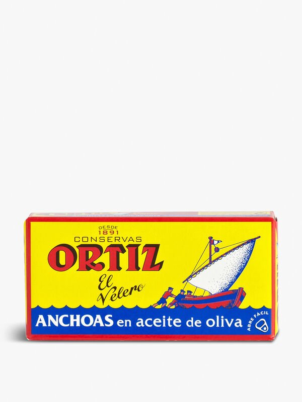 Anchovies 47.5g