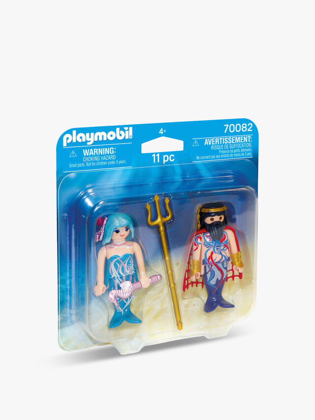 King of the Sea and Mermaid Duo Pack
