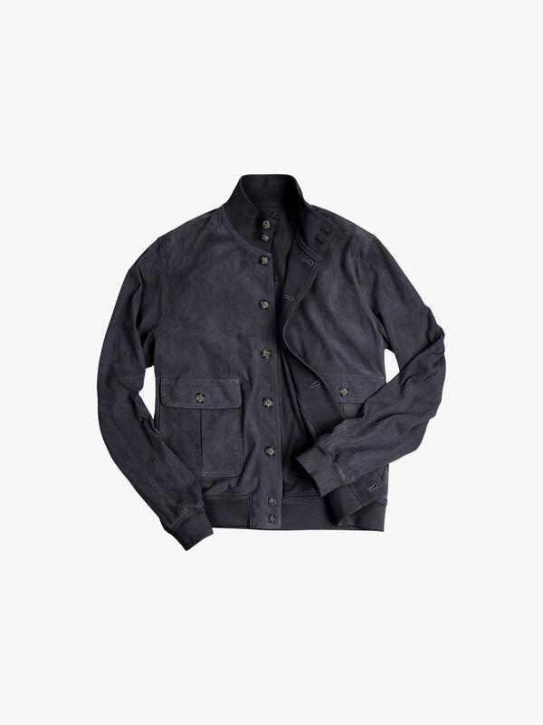 Valstarino Unlined Leather Jacket