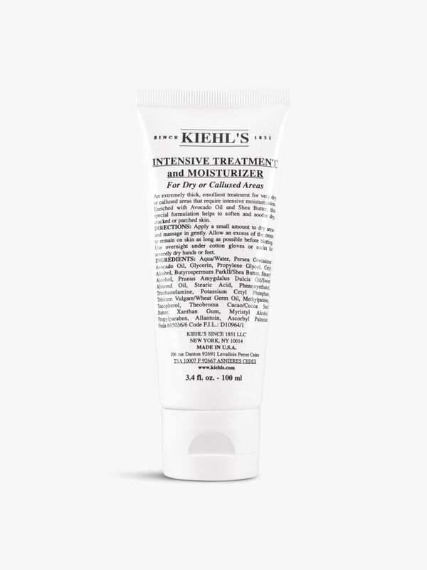 Intensive Treatment & Moisturiser For Dry Or Callused Areas