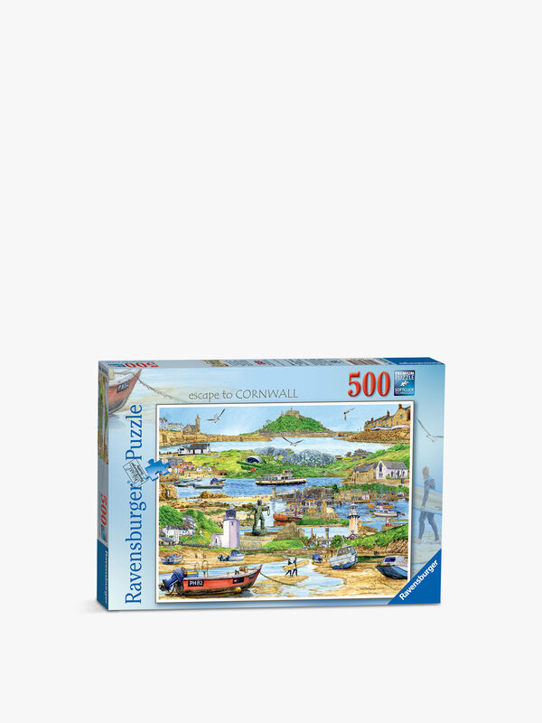 Escape to Cornwall Puzzle 500pc