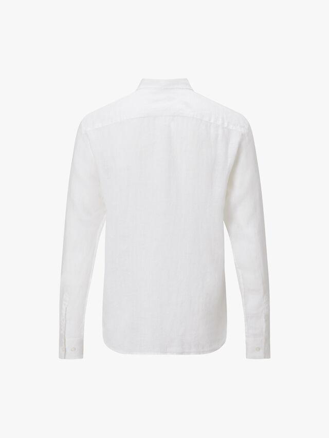 Giles Smart Linen Shirt