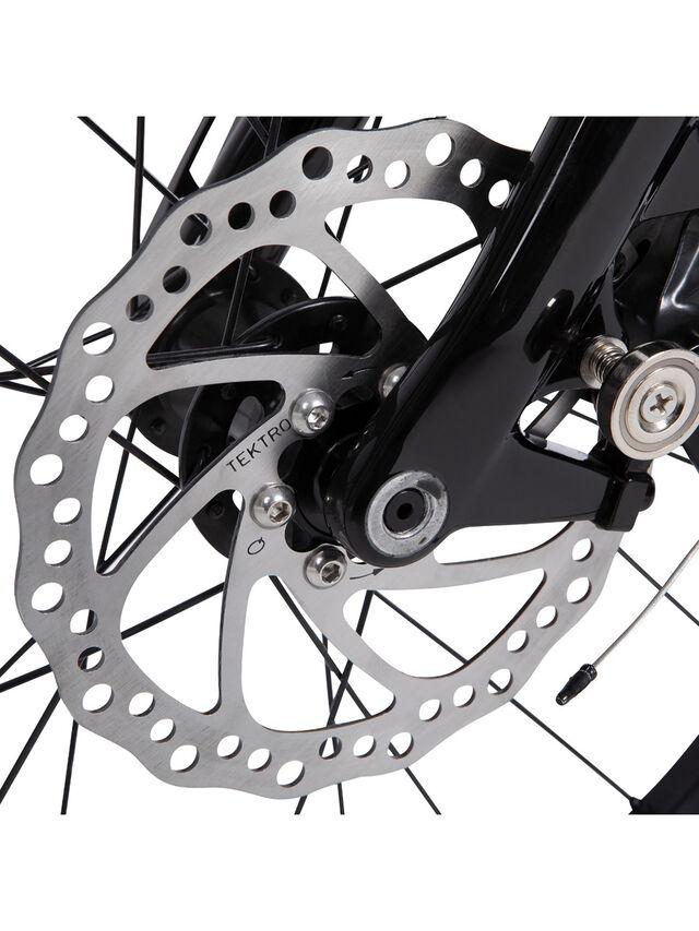 Carbo Model X Electric Folding Bike