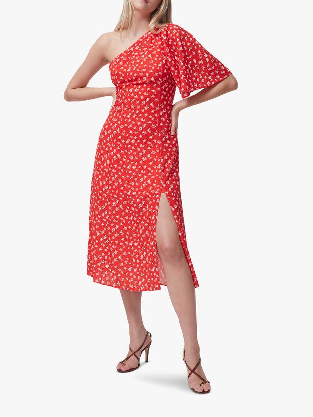 Fayola Ditsy Verona Midi Dress