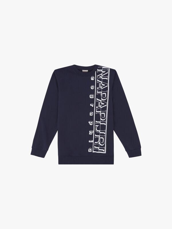 Boli Branded Crew Neck Sweater